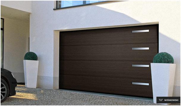 10 - Bramy garażowe i posesyjne