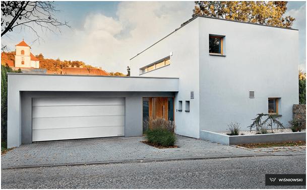 8 - Bramy garażowe i posesyjne